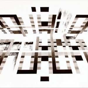 Dec 02-3  Geometry   Paintings 2002 -2004   Contemporary Art   Jane Barthès