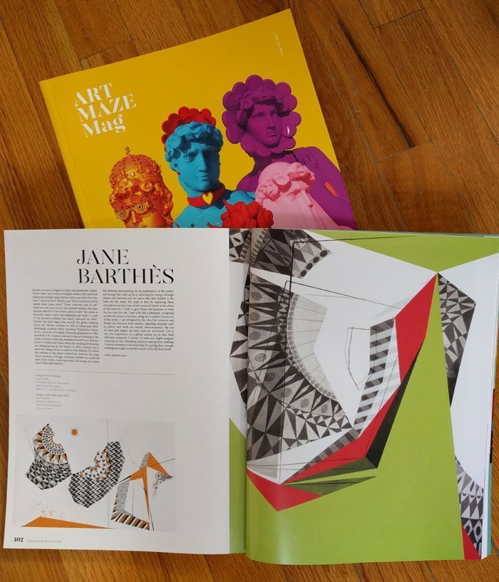 Art Maze Mag Issue 1